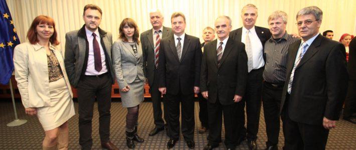 Delovni obisk predsednika Republike Makedonije